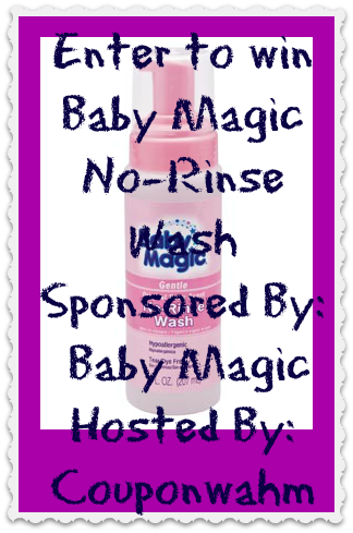 baby magic no rinse