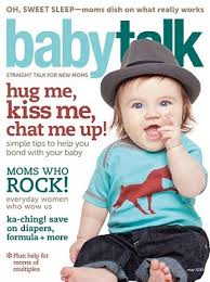 Free Subscription to Baby Talk Magazine!