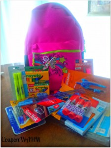 Experience The Joy of Giving This School Year #givingbackpack #ebates