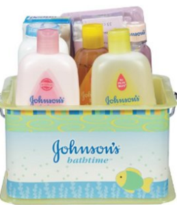 Johnson's Bathtime Essentials 7 Piece Gift Set Only $19.96 Shipped!