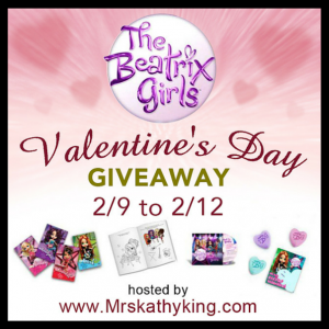 Enter to #win A Beatrix Girls Valentines Day Bundle #giveaways