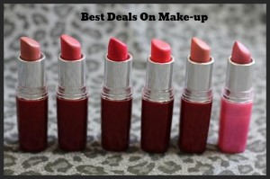 Best Deals On Make-Up