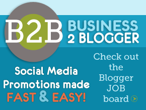 Bloggers Resources: Find Blogging Jobs On B2B's Job Board