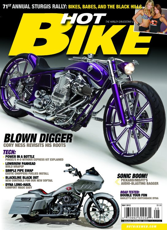 #Free: One Year Magazine Subscription to Bike Magazine
