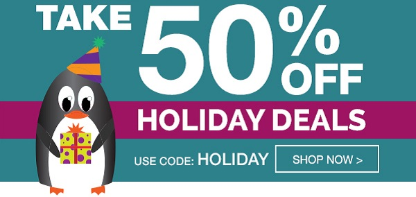 *Hot* 50% off at Birthday Express #blackfriday #cybermonday #deals
