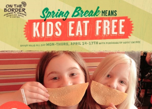 #free Kids Meal at On The Border Restaurants (ends 4/17)