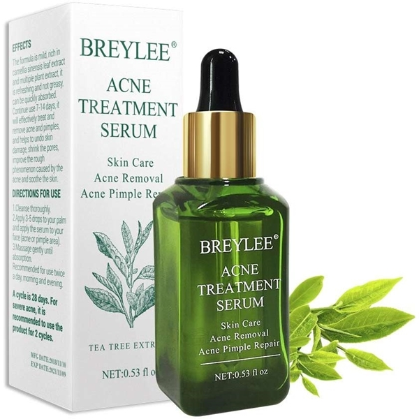 FREE sample of BREYLEE Acne Treatment Serum