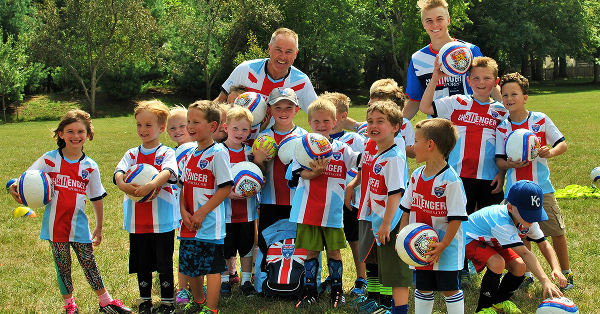 Register Now For Summer Soccer Camp @ChallengerCamps