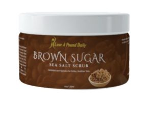 Reveal Softer, Glowing Skin With The Brown Sugar Sea Salt Scrub