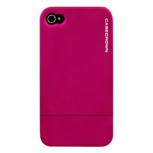 CaseCrown Lux Glider Case for Apple iPhone 4 and 4S only $5.09 (Reg. $19.99)