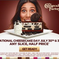 cheescake factory