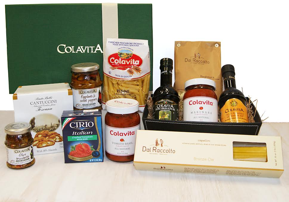 Enter to #win A Colavita Simply Italian Gift Basket (ends 12/14/14) #giveaways