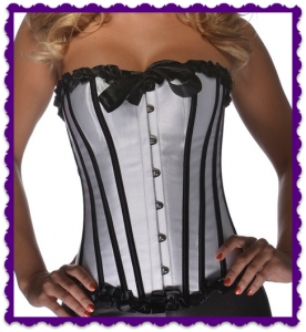 Shopping Guide: Corset Chicks Lovely Corsets At An Affordable Price