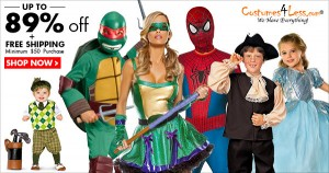 Costumes 4 Less Save up to 89%