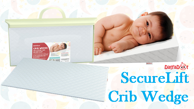 Save 20% Off the DaffaDoot Baby Reflux Wedge Pillow