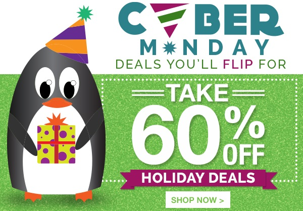 *Hot* 60% off at Birthday Express on Cyber Monday