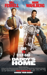 #DaddysHome is in-theaters December 25th