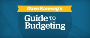 #free budgeting guide by Dave Ramsey
