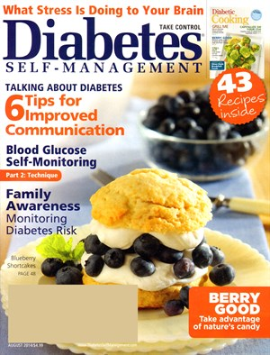 #Free Subscription to Diabetes Self-Management Magazine