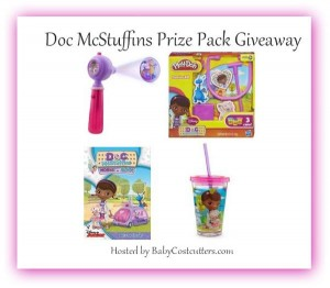 Enter to #win a Doc McStuffins Prize Pack (ends 4/5)