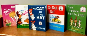 Get 5 Dr. Seuss books for $3.95 + Free Shipping + An Activity Book