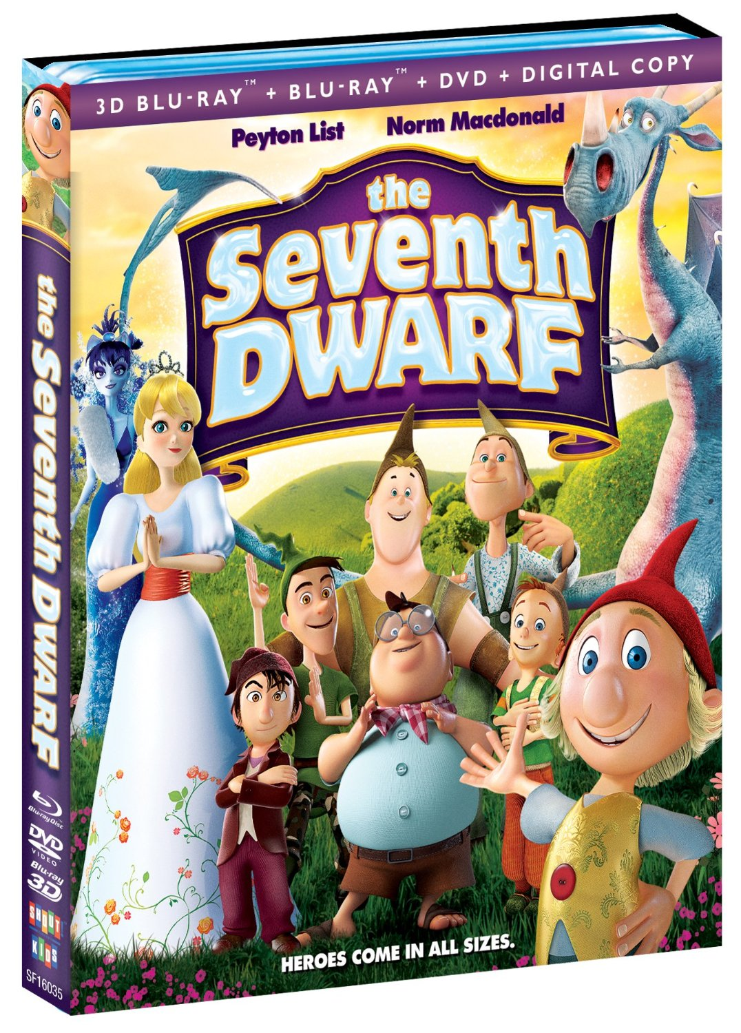 #The7thDwarf| Available on Blu-Ray and DVD August 18th + BRAND NEW Clips