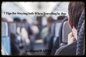 7 Tips for Staying Safe When Traveling by Bus