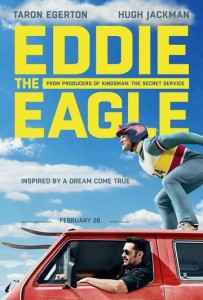 Free Movie Passes to Eddie the Eagle In Select Cities