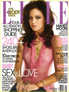 FREE:2 Year Subscription to Elle Magazine