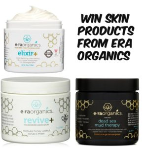 #SummerGuide Enter for a chance to #win Skin Products from @eraorganics #giveaways
