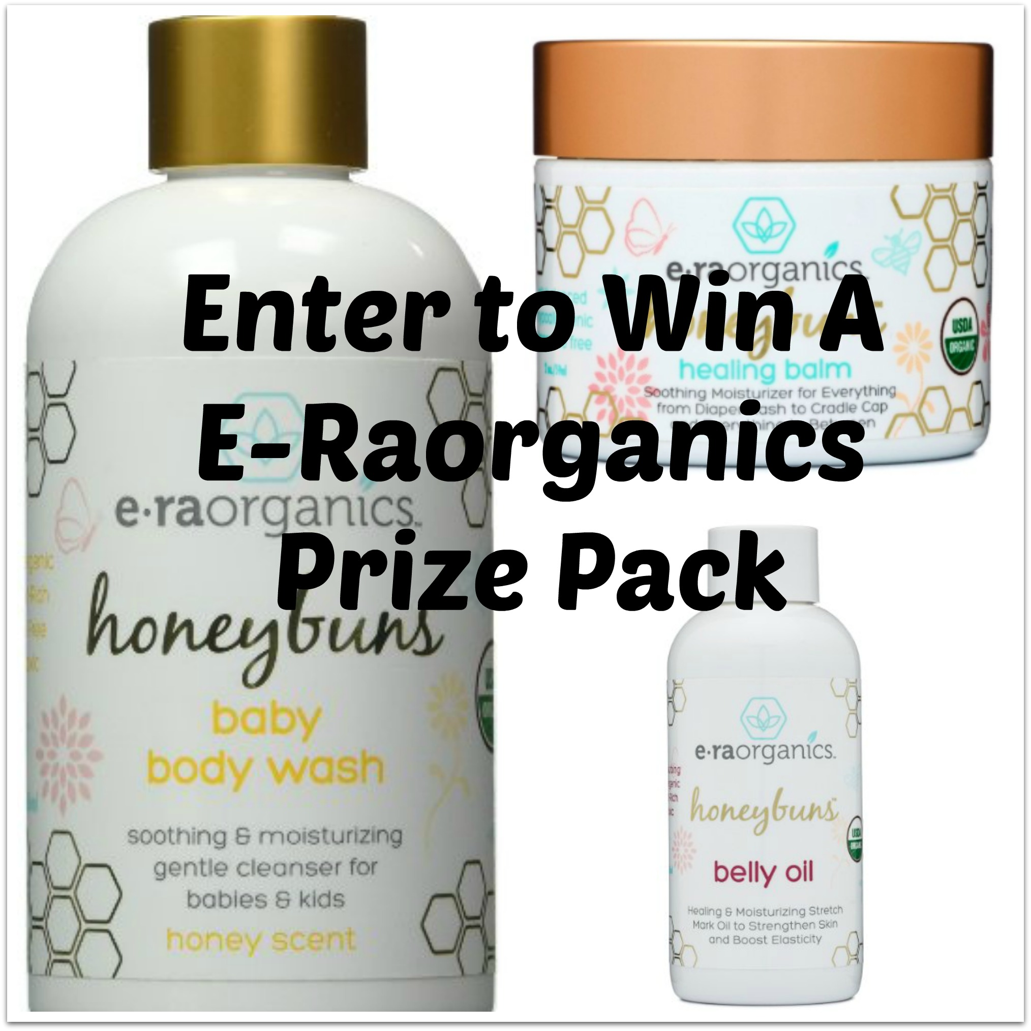 Enter to Win A @eraorganics Prize Pack  #SpringGuide