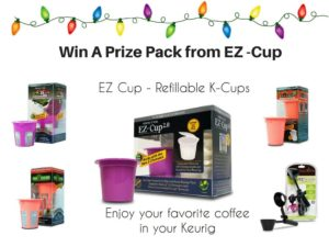 Enter to win your choice of disposable filters + the EZ-Scoop or the permanent filters + the EZ-Scoop @PerfectPod #2016HGG
