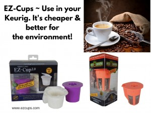 Enter to win A EZ Cup Prize Pack #2015HGG @PerfectPod #giveaways