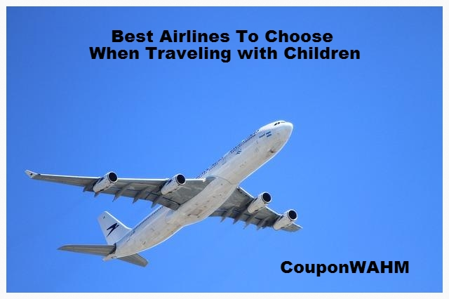 BEST AIRLINES FOR KIDS TRAVEL