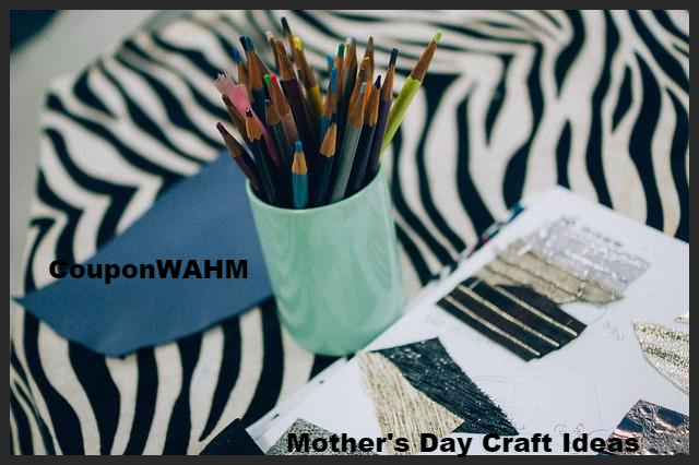 Four Mother's Day Craft Ideas