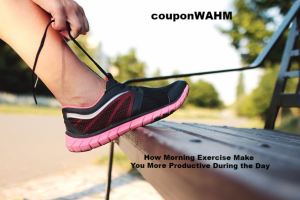How Morning Exercise Make You More Productive During the Day