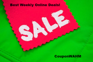 *Hot* This Week's Online Coupons!