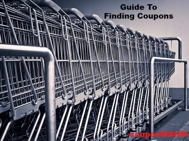 Guide To Finding Coupons