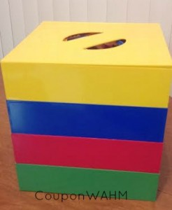 Box4Blox Makes Lego Clean Up Fast and Fun #reviews