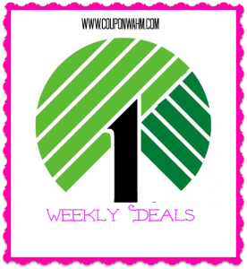 Best Dollar Tree Deals Week 5/10 – 5/17