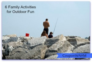6 Family Activities for Outdoor Fun