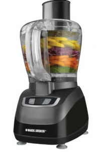 Amazon: Black & Decker 8-Cup Food Processor Only $25.60 Shipped