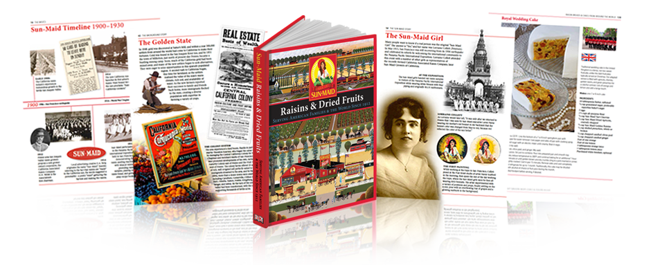 #FREE Sunmaid 100th Anniversary Recipe E-Book