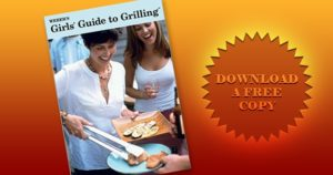 #Free: Weber's Girls Guide to Grilling E-book