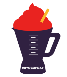 #free Slurpees At 7 – Eleven On both May 19th and 20th from 11AM to 7PM #BYOCUPDAY