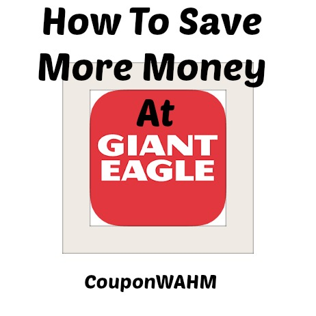 How To Save More Money At Giant Eagle With eOffers