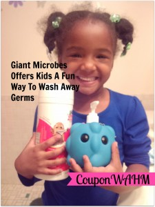 Giant Microbes Offers Kids A Fun Way To Wash Away Germs #backtoschool #giftguide #reviews