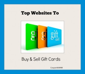 Top Websites to Buy & Sell Gift Cards