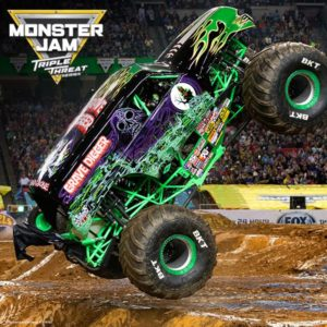 Monster Jam Triple Threat Series Is A Must See