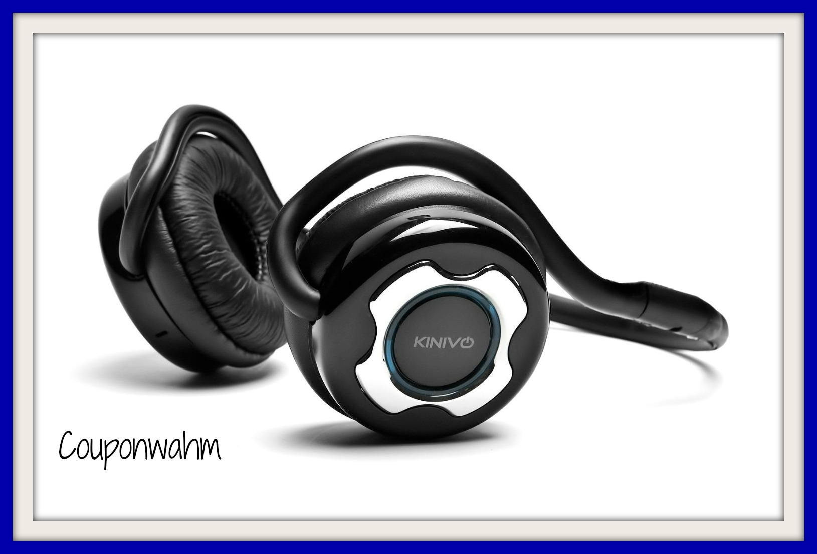 Kinivo BTH220 Bluetooth Stereo Headphone Makes The Perfect Father's Day Gift